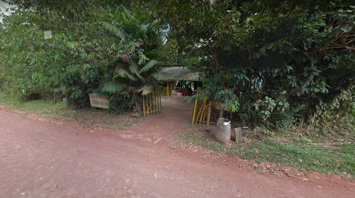 Camping Berimbalada (Mestre Gato)