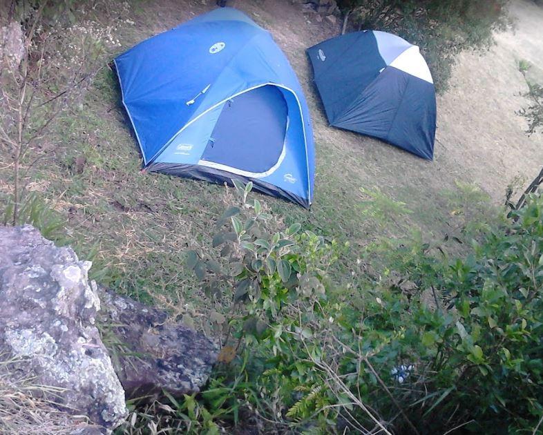 Camping Cachoeira Canyon do Rio São Jorge-Ponta Grossa-PR 2