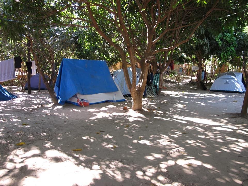 Camping Canto da Coruja