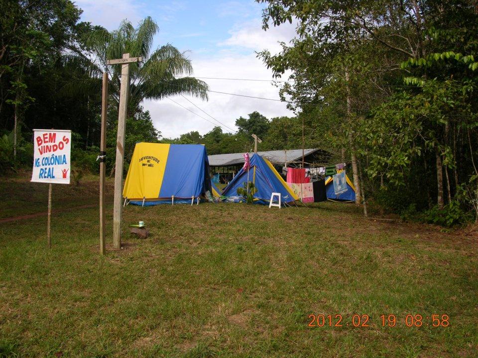 Camping Fazenda Santa Marta-Presidente Figueiredo-AM