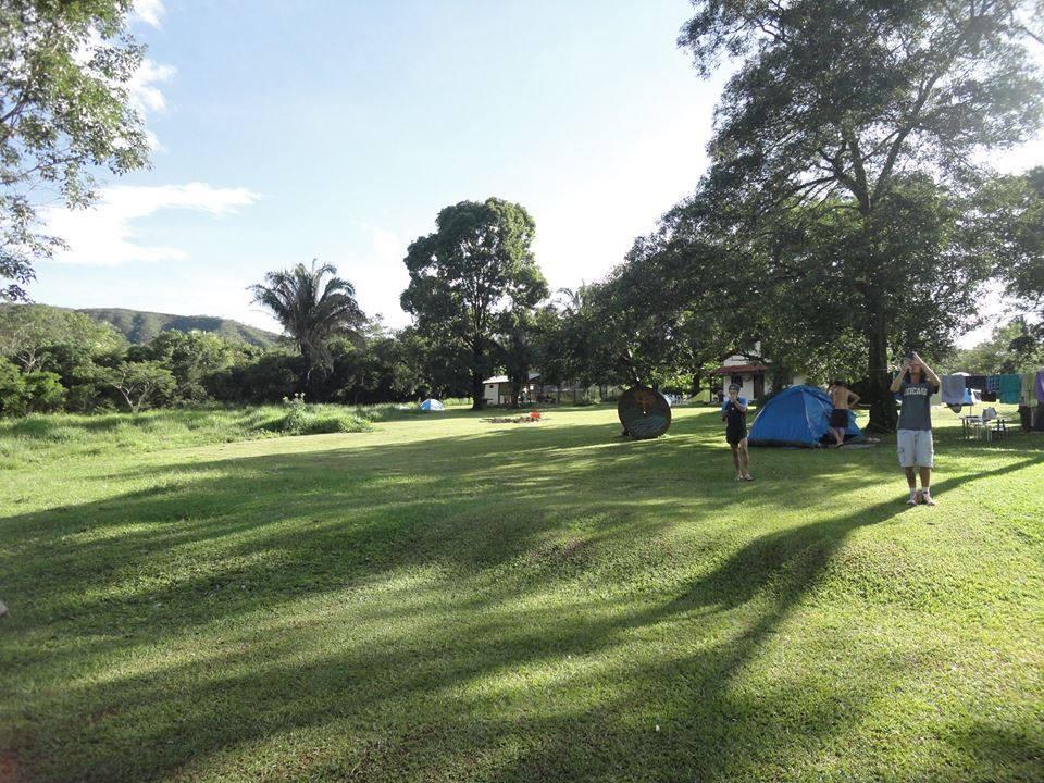 Camping Fazenda Volta da Serra-Alto Paraíso de Goiás-GO 1