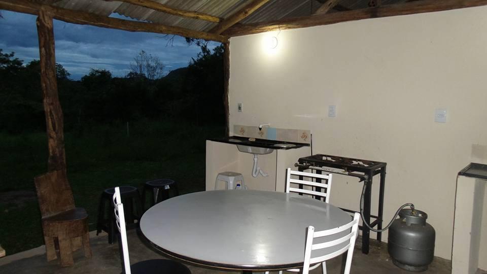Camping Fazenda Volta da Serra-Alto Paraíso de Goiás-GO3 6