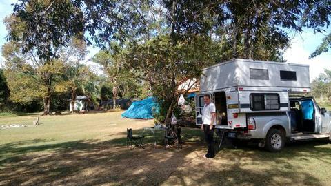 Camping Fazenda Volta da Serra-Alto Paraíso de Goiás-GO4
