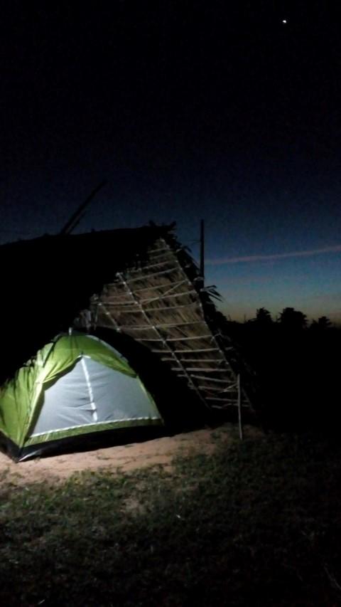 Camping Ibaté-Baía da Traição-PB-13