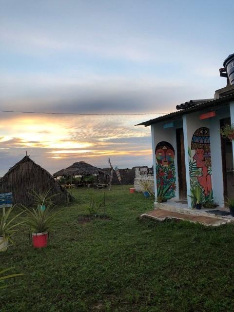 Camping Ibaté-Baía da Traição-PB-17