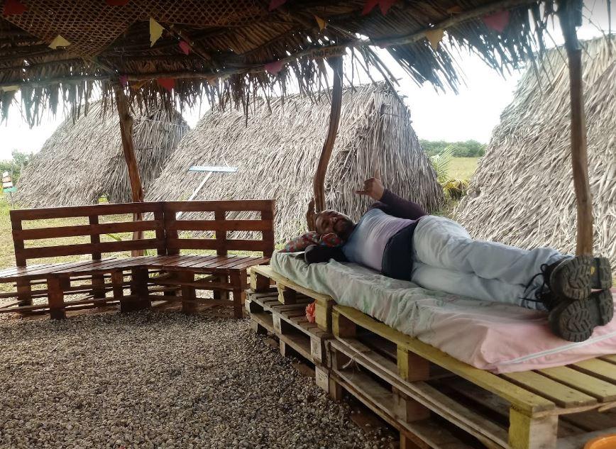 Camping Ibaté-Baía da Traição-PB 2