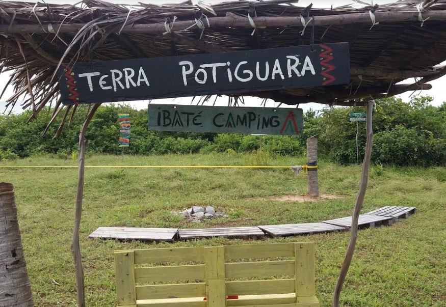 Camping Ibaté-Baía da Traição-PB 5