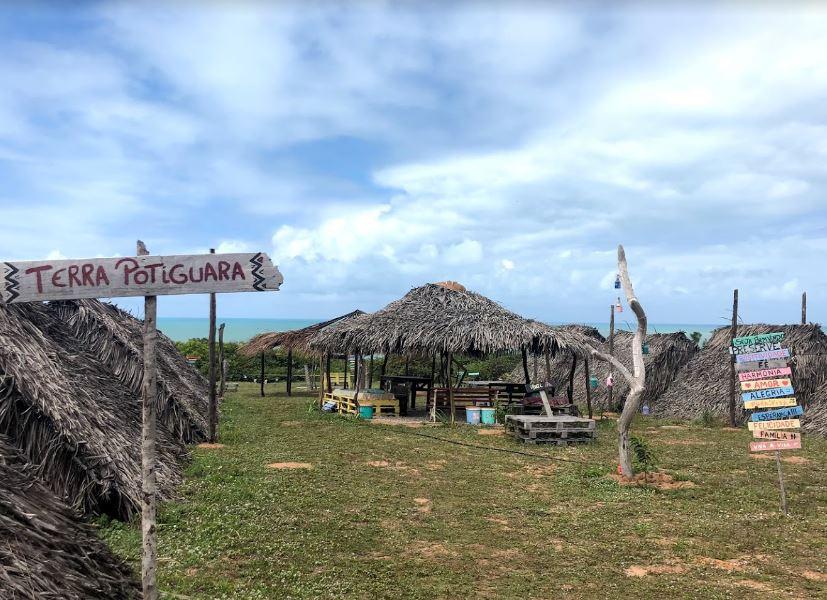 Camping Ibaté-Baía da Traição-PB 6