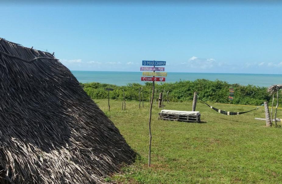 Camping Ibaté-Baía da Traição-PB 7