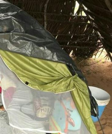 Camping Ibaté-Baía da Traição-PB 8
