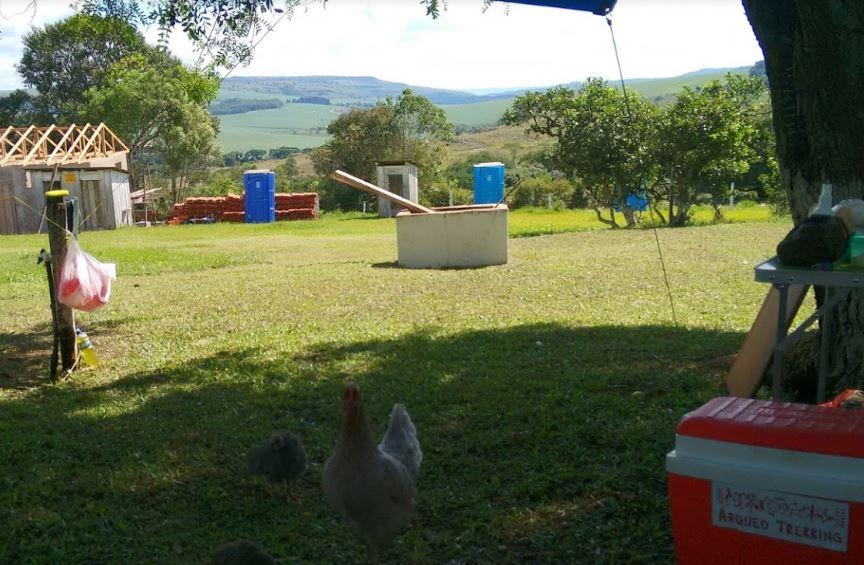 Camping Mariquinha