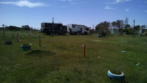 Camping Pachuca