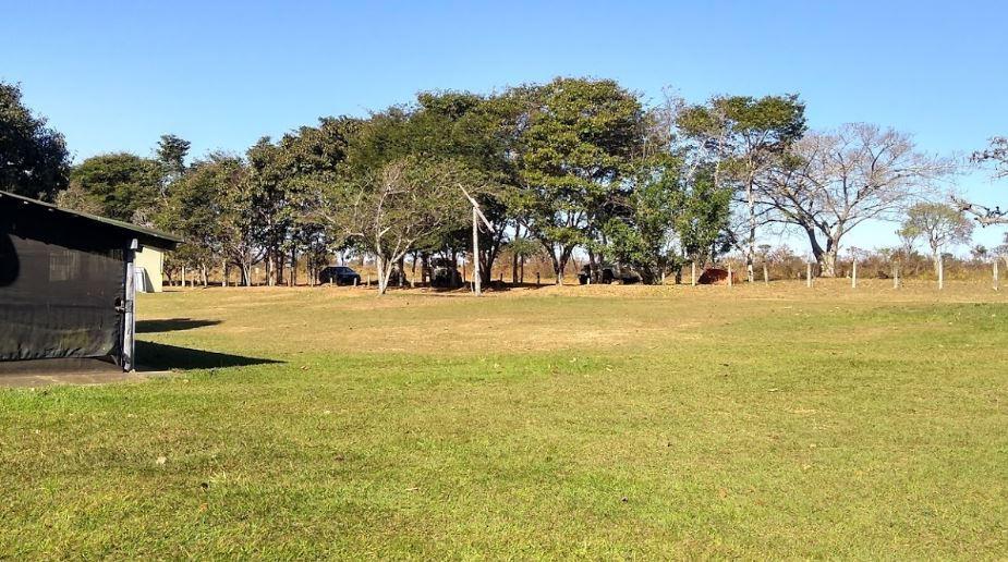 Camping Parque Nacional das Emas