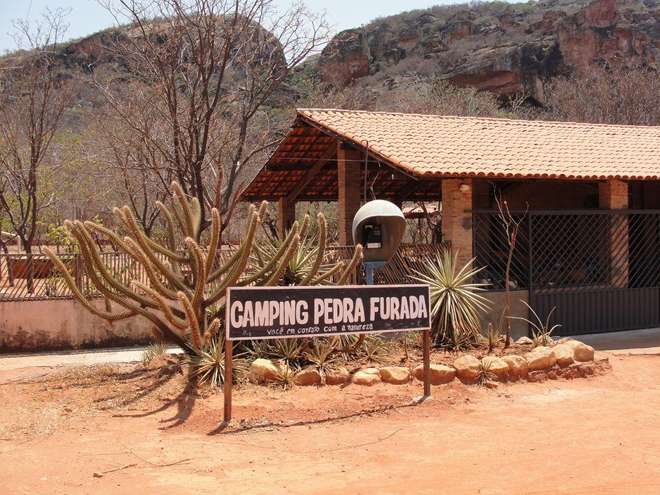 Camping Pedra Furada – Pousada Sítio da Capivara