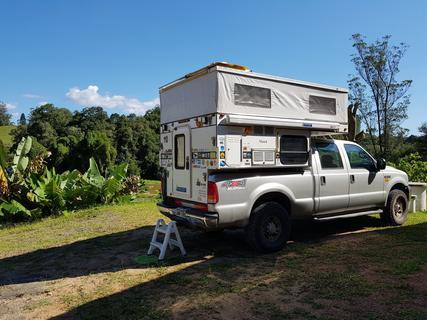 Camping Pousada Esperança-Lauro Muller-SC-11
