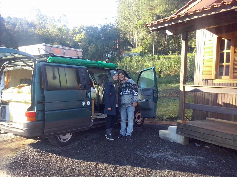 Camping Pousada Esperança-Lauro Muller-SC-5