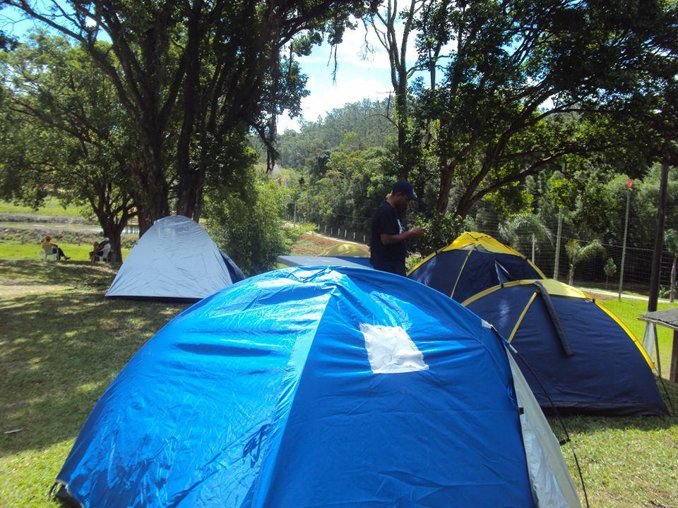 Camping Pousada Esperança-Lauro Muller-SC-9