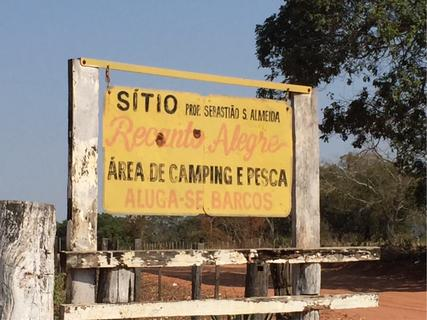 Camping Recanto Alegre-Coxim-MS