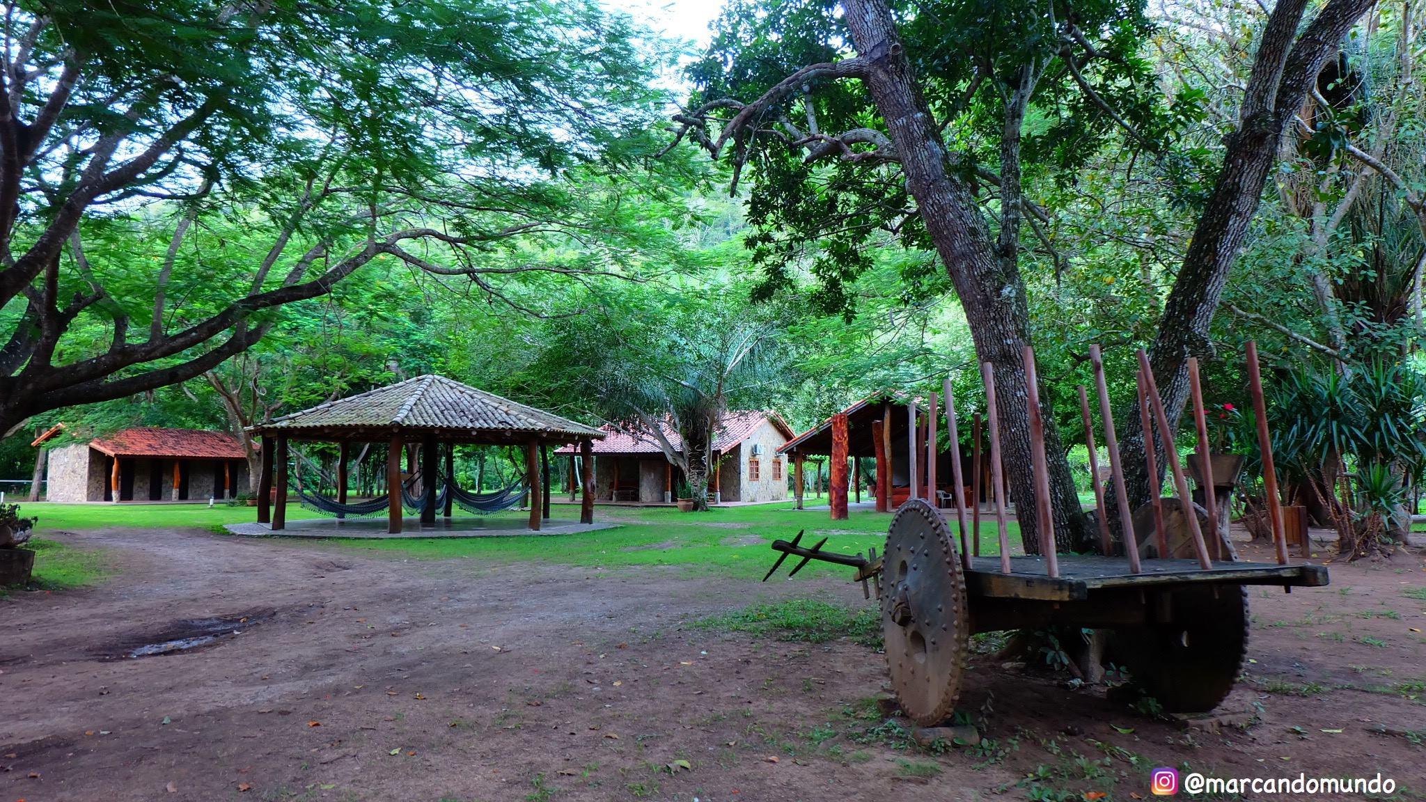 Camping Refúgio Canaã-Bodoquena-MS-12