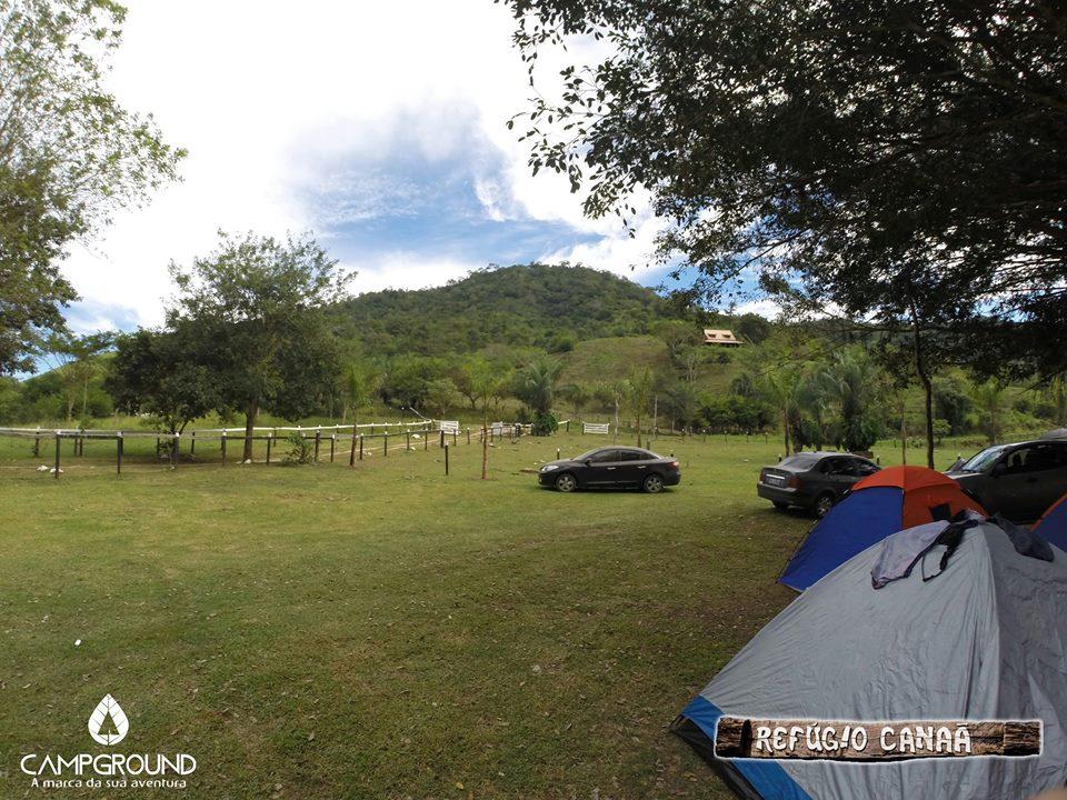 Camping Refúgio Canaã-Bodoquena-MS-13