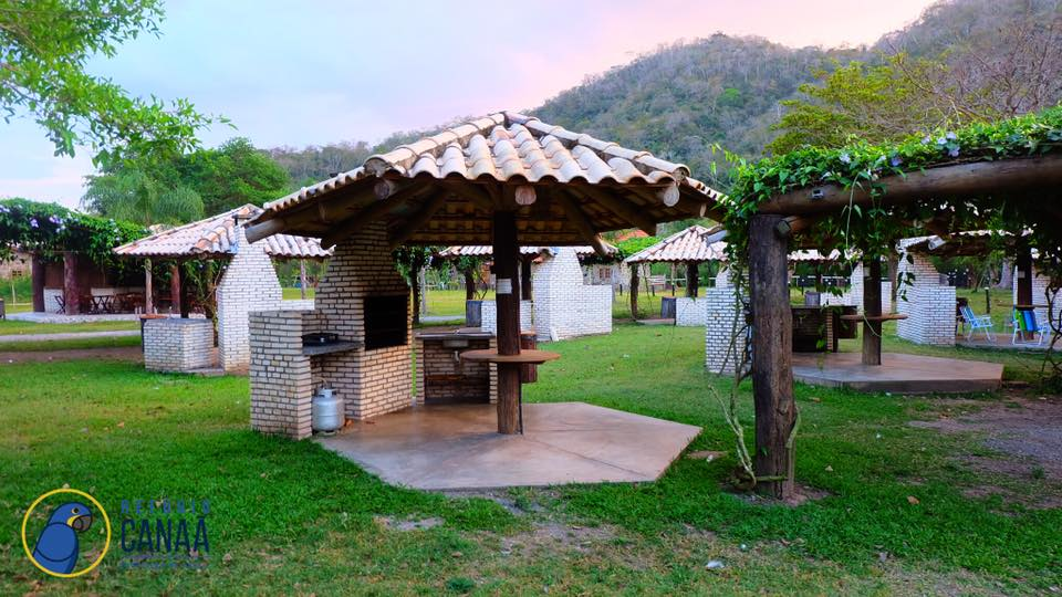 Camping Refúgio Canaã-Bodoquena-MS-3
