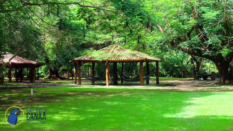 Camping Refúgio Canaã-Bodoquena-MS-5