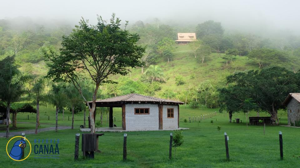 Camping Refúgio Canaã-Bodoquena-MS-6