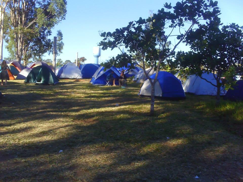 Camping Santa Rita de Cássia-Alto Paraiso de Goias-GO