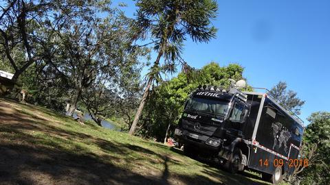 Camping Termas do Gravatal - SC 3