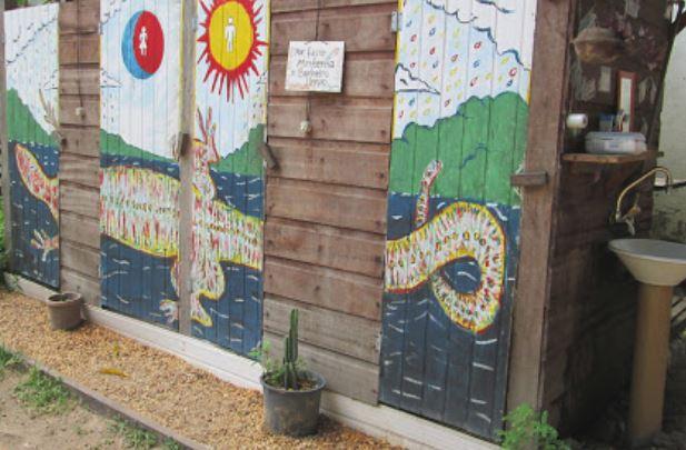 Iguanas Camping-Alter do Chão-Santarém-PA 2