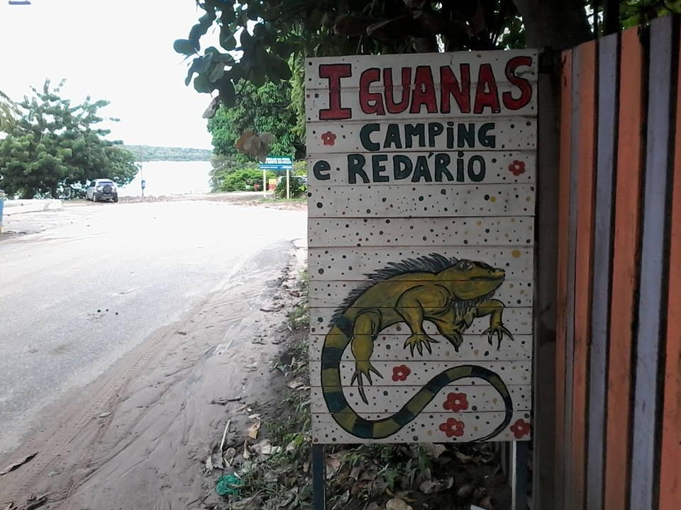 Iguanas Camping-Alter do Chão-Santarém-PA 4