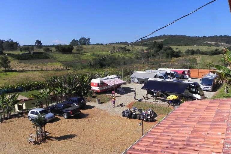 RV Park do GANSO-Lambari-MG3