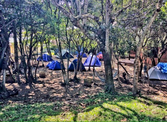 camping Balneário Raio de Sol-Faxinal-PR 5