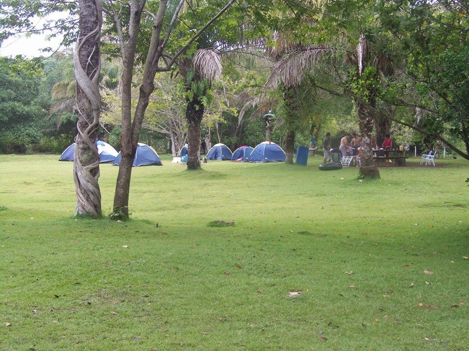 Camping Balneário Lago Azul