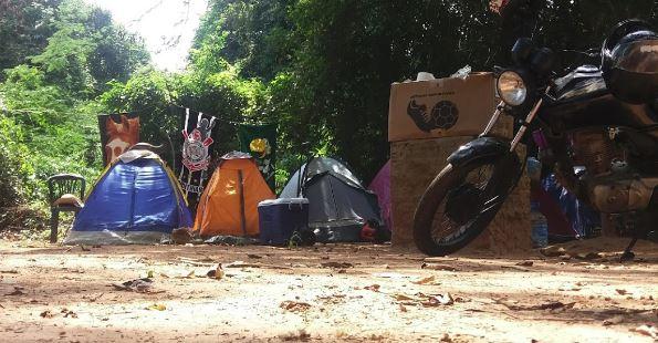 Camping Pedrinhas