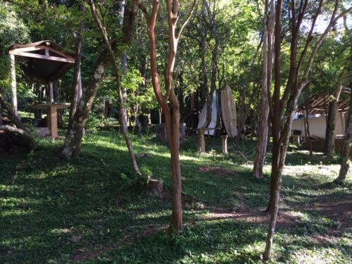 Camping Rugine