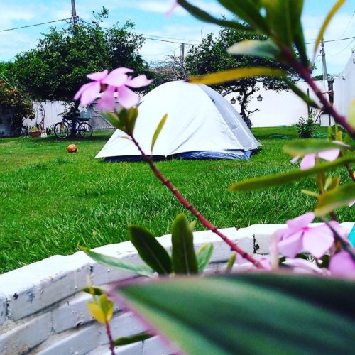 Camping Arco-Íris GLS