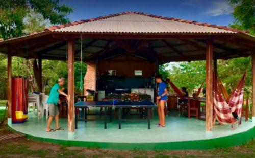 camping chale quintal amazon-macapá-ap 2