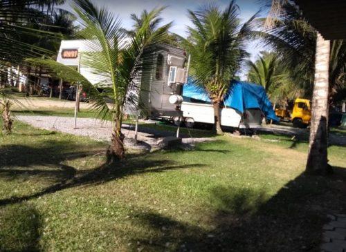 Apoio RV – Pousada Rio Paraty
