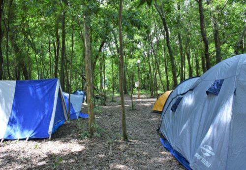 Camping Raft Adventure