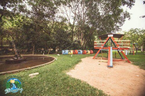 Camping Hotel Fazenda Recanto Sarandy