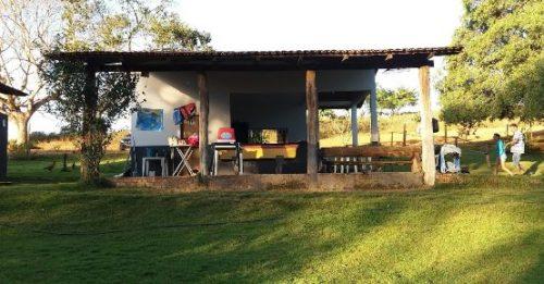 Camping Lagoa Azul-Vila PRopício-GO-1