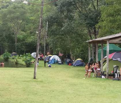 Camping Lagoa Azul-Vila PRopício-GO-3
