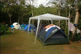 Camping Lagoa Azul-Vila PRopício-GO-5