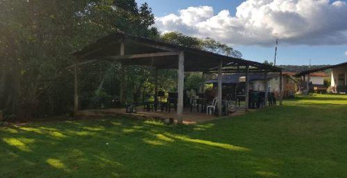 Camping Lagoa Azul-Vila PRopício-GO-7