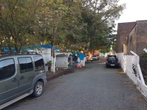 Camping dos Amigos-Penha-SC-3 foto:barraqueirosviajantes.com.br