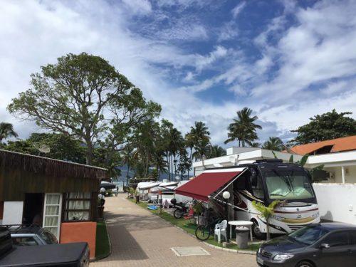Motor Home Parking Pé na Areia-baraqueçaba-sao sebastiao-sp-4