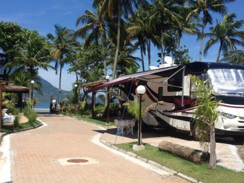 Motor Home Parking Pé na Areia-baraqueçaba-sao sebastiao-sp-6