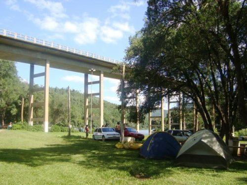 Camping Municipal Barra do Moraes