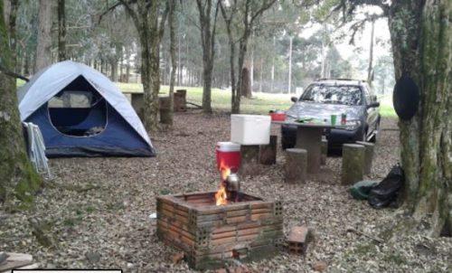 Camping das Sereias
